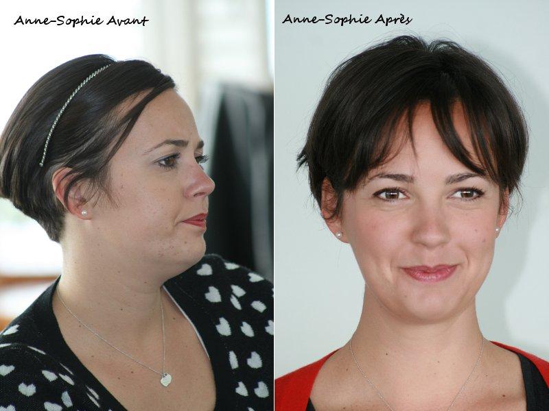 Avant /_Après Anne-Sophie