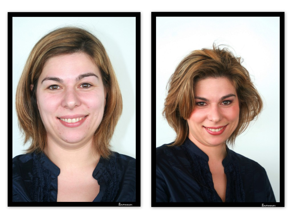 Avant /Après Jasmin