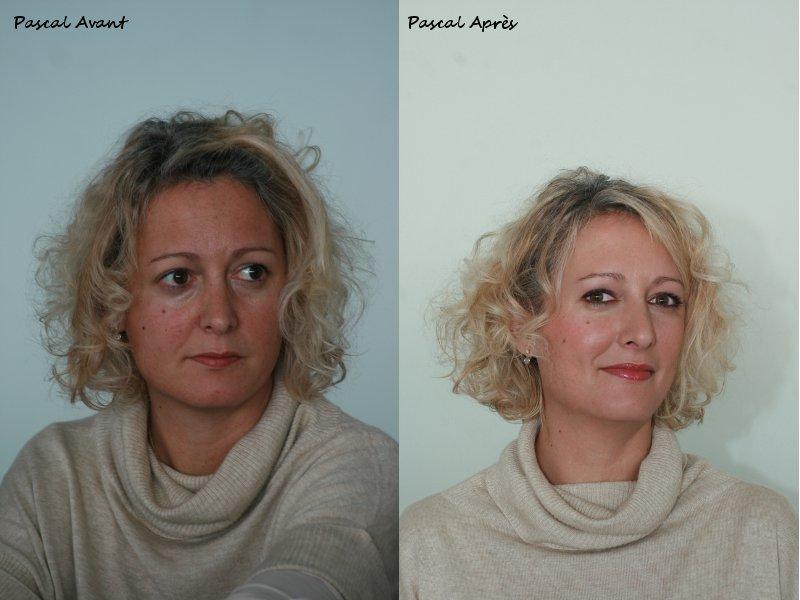 Avant / Après Pascal