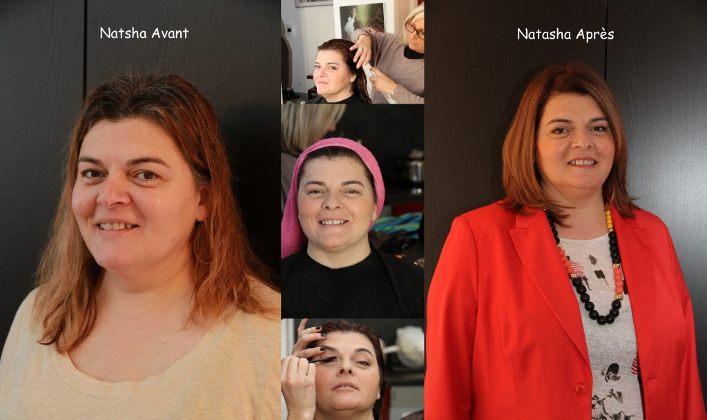 Quelques étapes : coiffure, maquillage_RELOOKING_Icone-ego