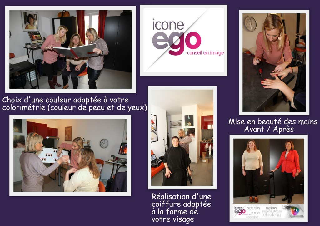 Quelques étapes_RELOOKING_Icone-ego