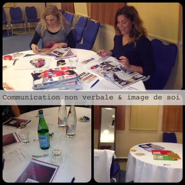 Formation Intra entreprise Icone-ego : Communication non verbale, image & entreprise.