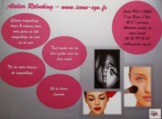 Atelier conseil en image, maquillage. Tout savoir pour vous sublimer avec un maquillage facile à réaliser