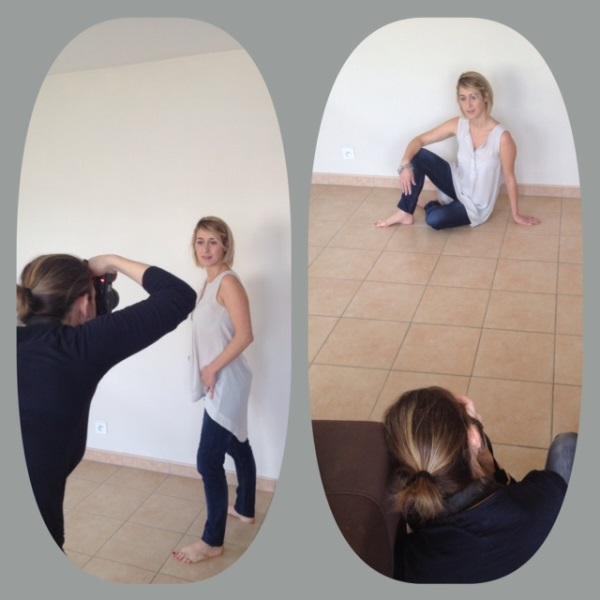 Shooting1_Une femme et 4 looks