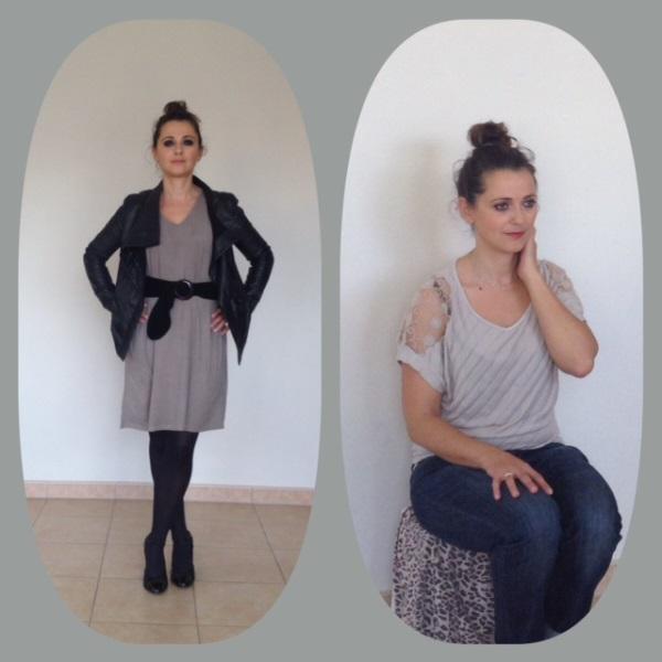 Shooting2_Une femme et 4 looks