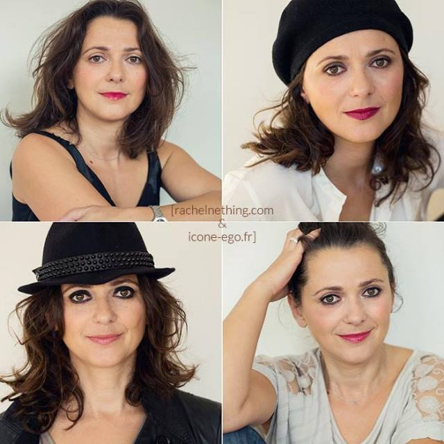 Relooking Icone-ego 13-06 : 1 jour, 2 femmes, 4 looks